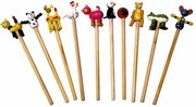 Small Foot Company 7227 - Bleistifte Tiere, 10er Set