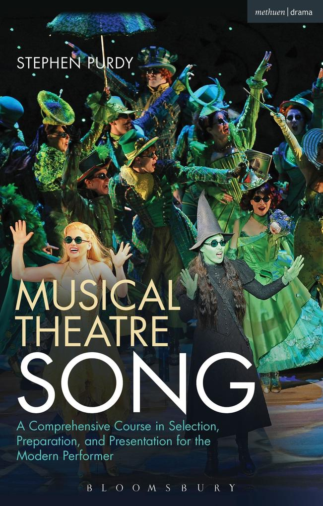Musical Theatre Song als eBook Download von Ste...