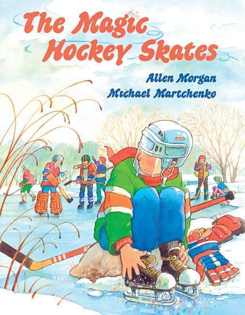 Magic Hockey Skates als Taschenbuch