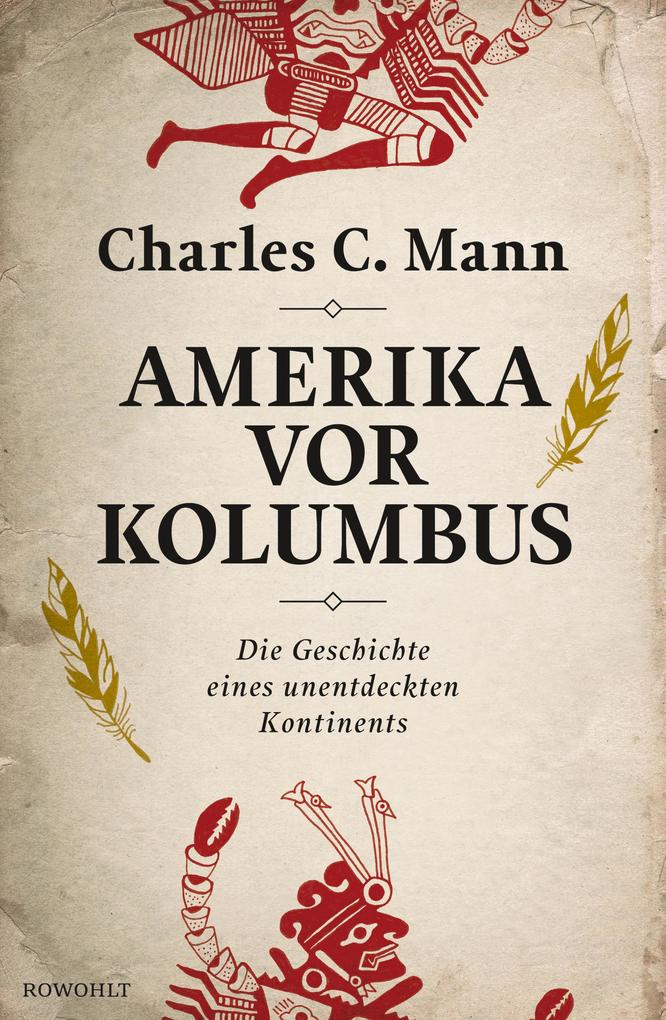Amerika vor Kolumbus als Buch (gebunden)