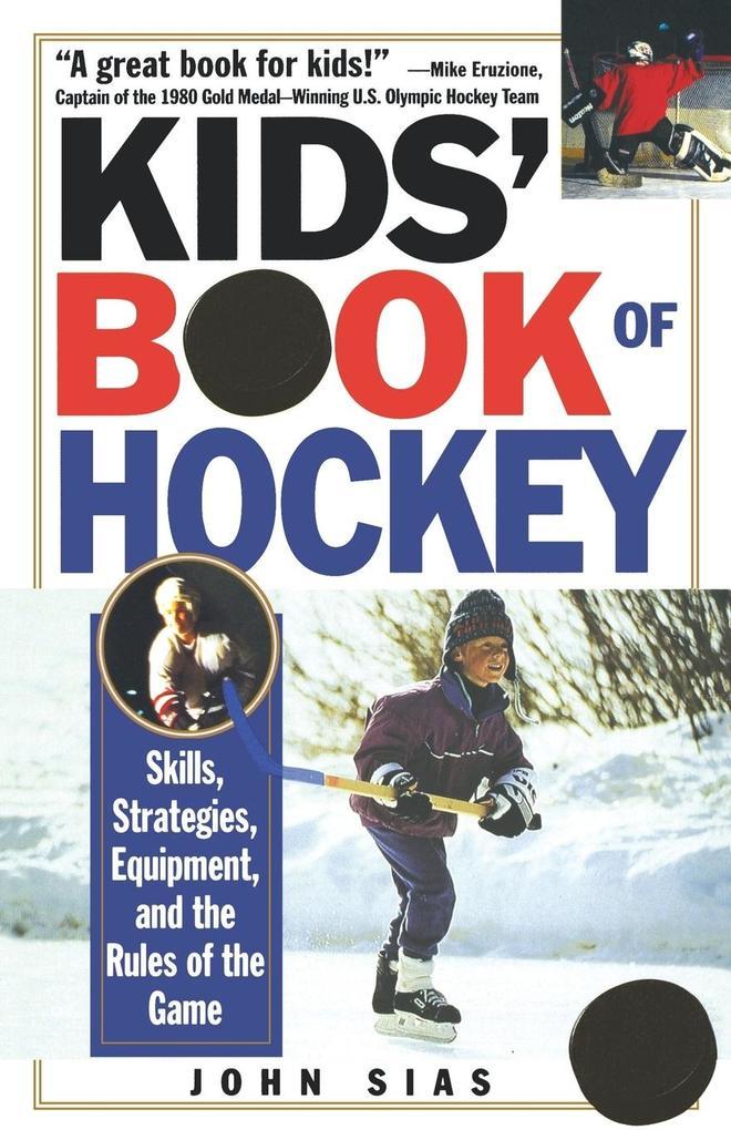 Kids' Book of Hockey als Taschenbuch
