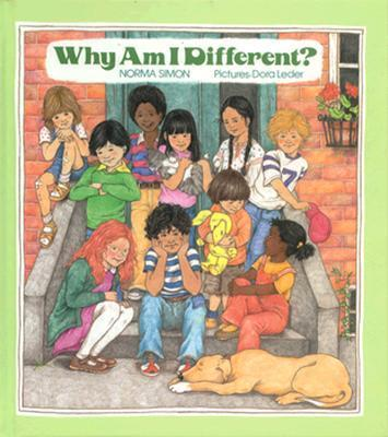 Why Am I Different? als Buch