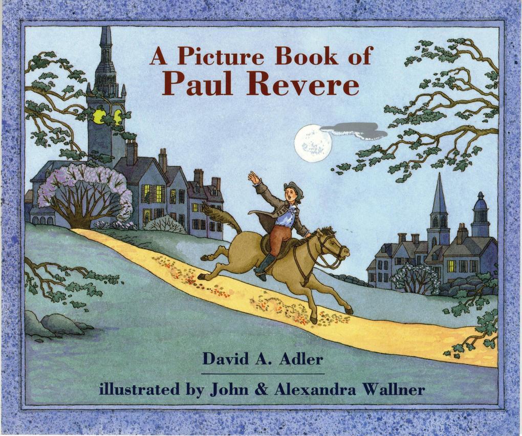 A Picture Book of Paul Revere als Taschenbuch