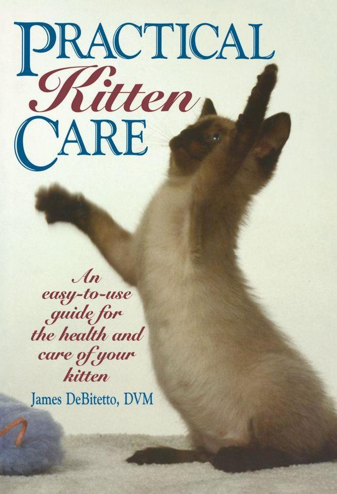 Practical Kitten Care als Taschenbuch