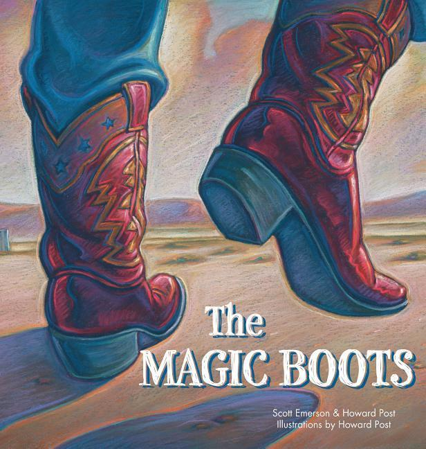 The Magic Boots als Buch