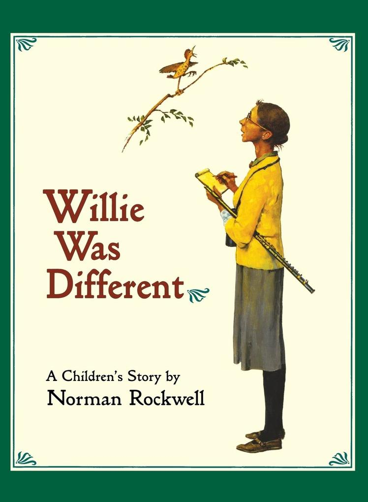 Willie Was Different: A Children's Story a Children's Story als Buch