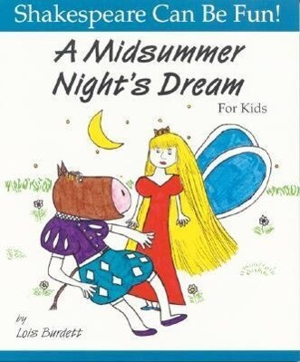 """Midsummer Night's Dream"" for Kids als Taschenbuch"
