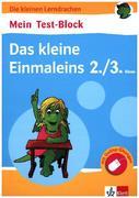 Mein Test-Block Das kleine Einmaleins. 2./3. Klasse mit Online-Übungen
