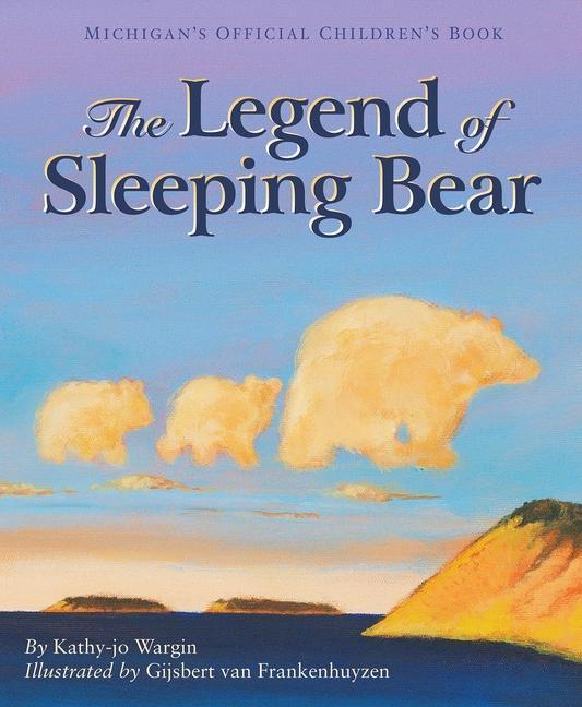 The Legend of Sleeping Bear als Buch