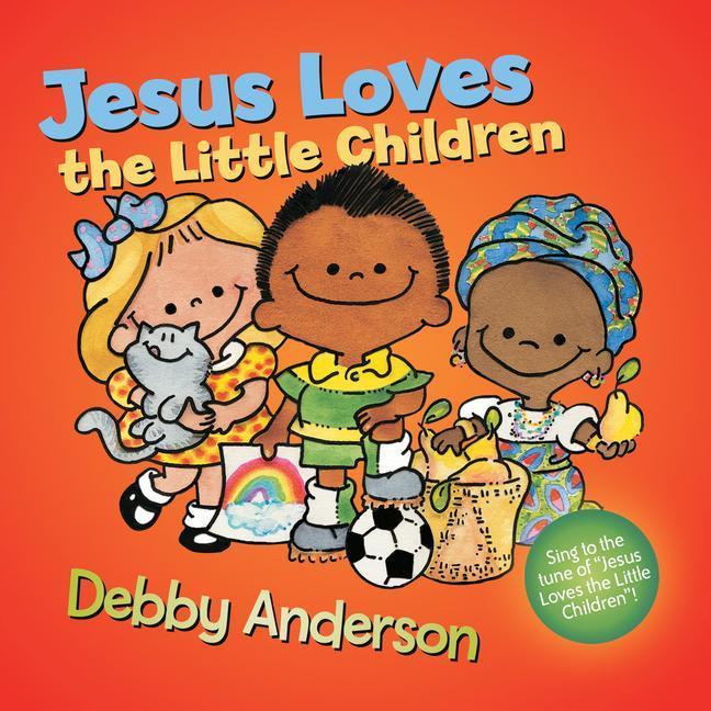 Jesus Loves the Little Children als Buch