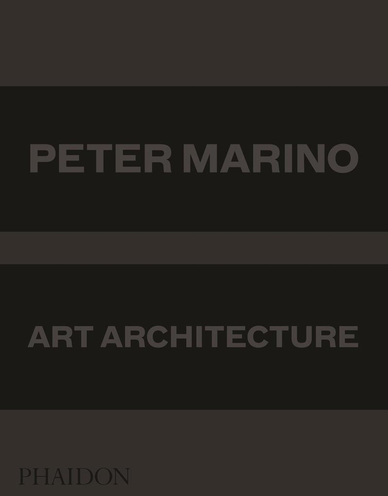 Peter Marino als Buch von Brad Goldfarb