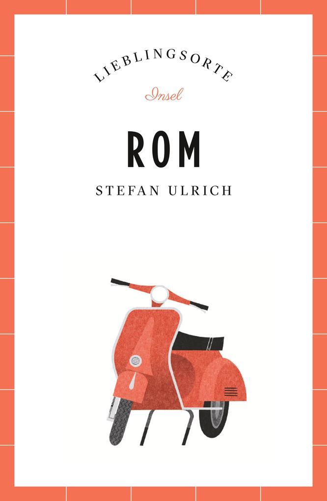 Rom - Lieblingsorte als Buch