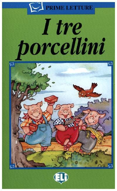 I tre porcellini, m. Audio-CD als Buch