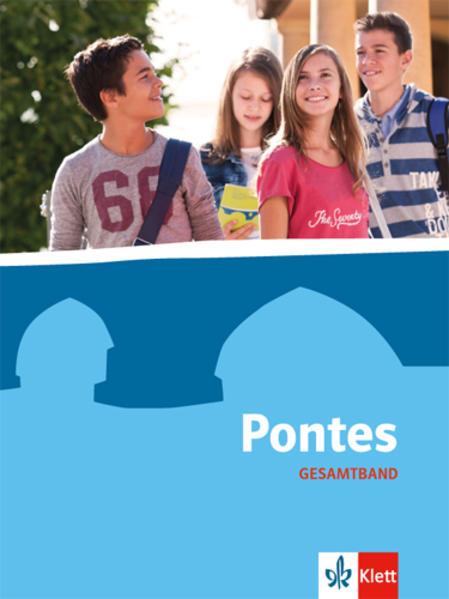 Pontes Gesamtband. Schülerbuch als Buch