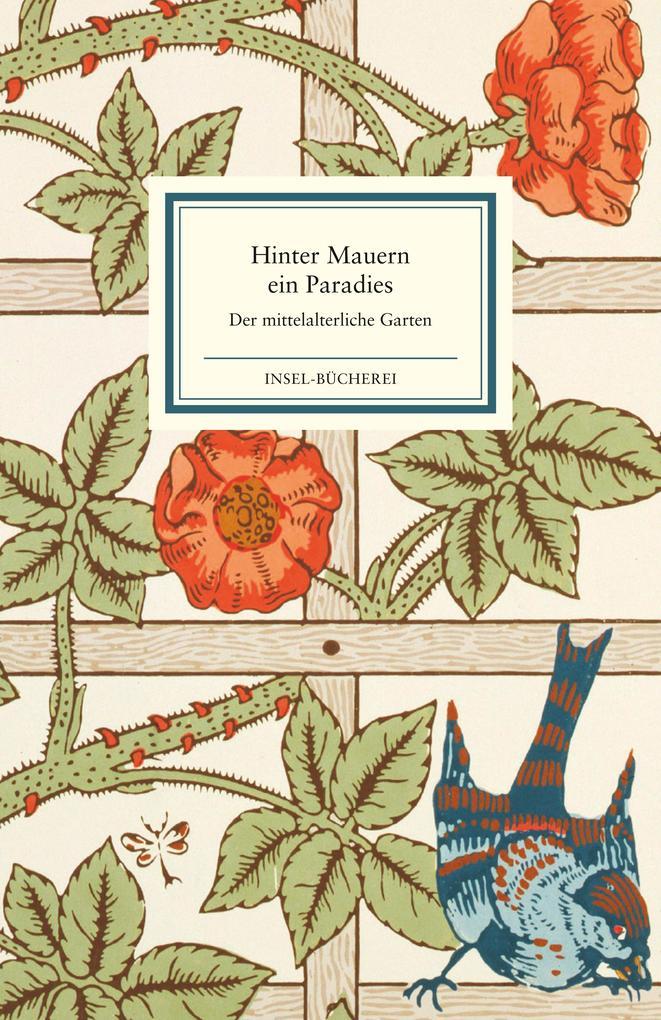 Hinter Mauern ein Paradies als Buch (kartoniert)
