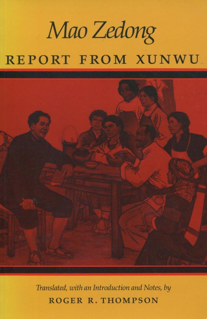 Report from Xunwu als Taschenbuch