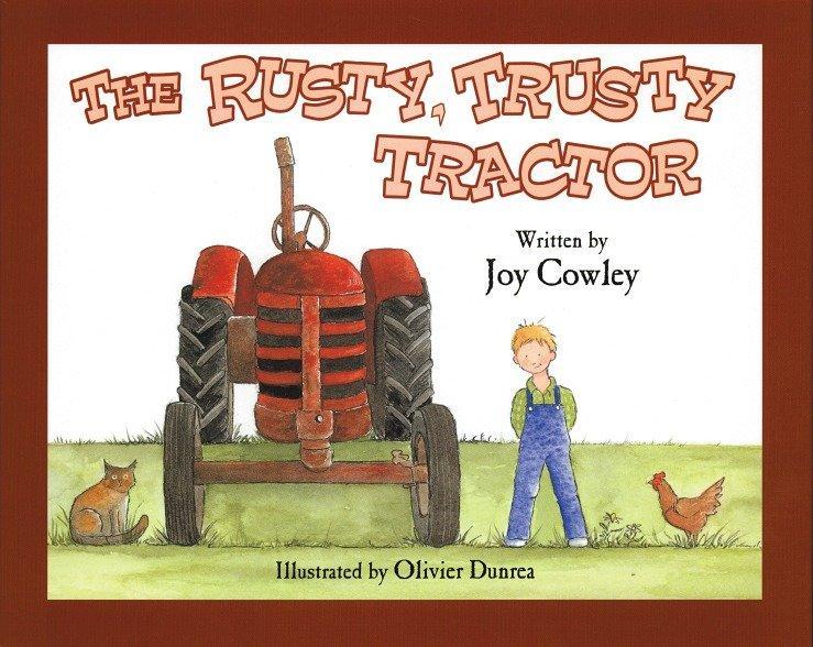 Rusty Trusty Tractor als Taschenbuch