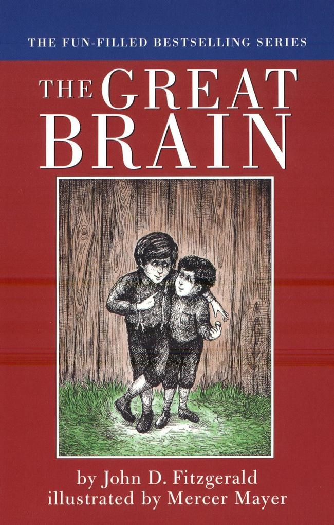 The Great Brain als Buch
