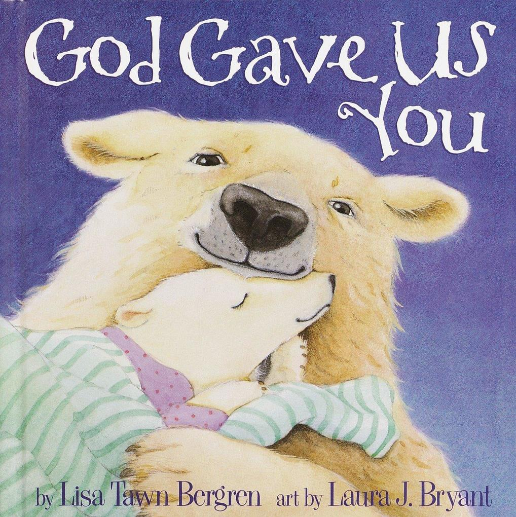 God Gave Us You als Buch