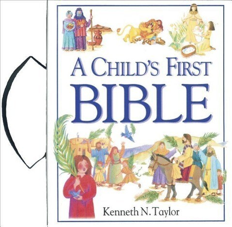 A Child's First Bible als Buch