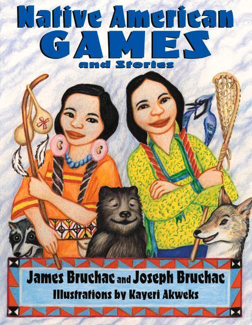 Native American Games and Stories als Taschenbuch