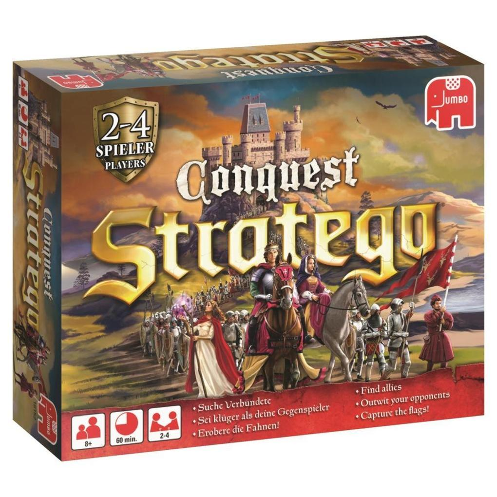 Jumbo Spiele - Stratego Conquest