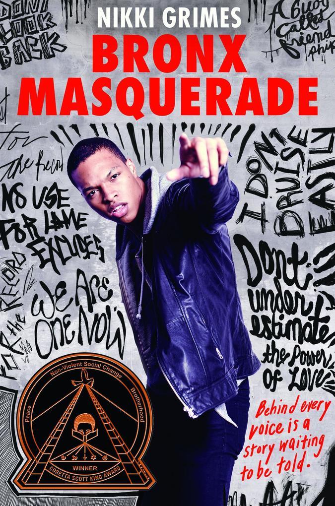 Bronx Masquerade als Buch