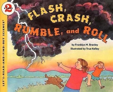 Flash, Crash, Rumble, and Roll als Taschenbuch