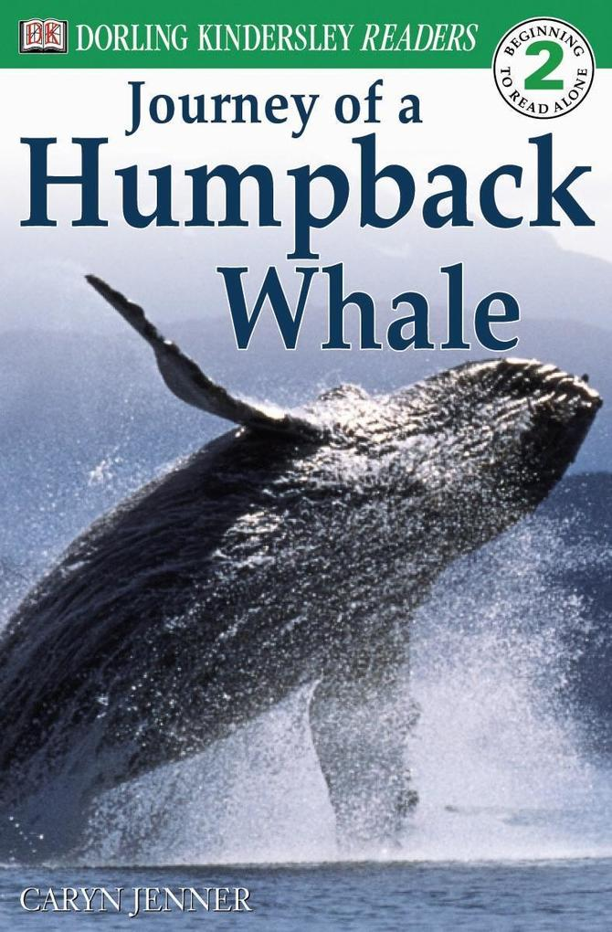 DK Readers L2: Journey of a Humpback Whale als Taschenbuch