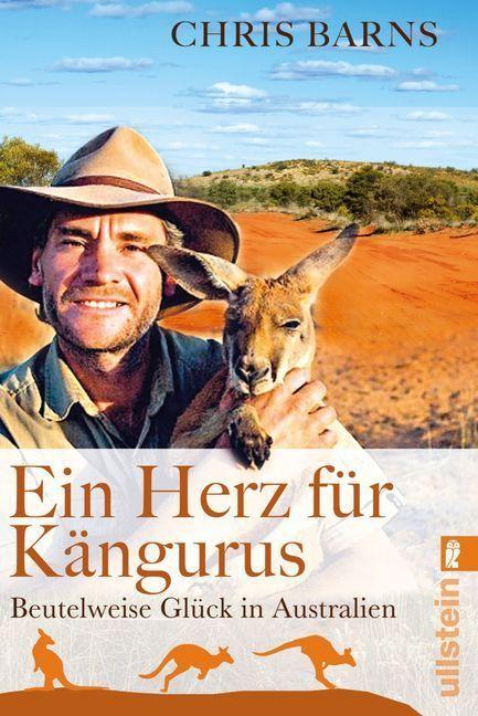 Ein Herz für Kängurus als Taschenbuch von Chris...