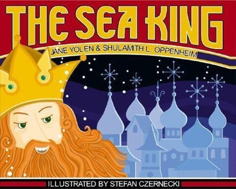 The Sea King als Buch