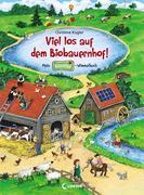 Viel los auf dem Biobauernhof!