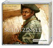 Die Schatzinsel (4 CD)