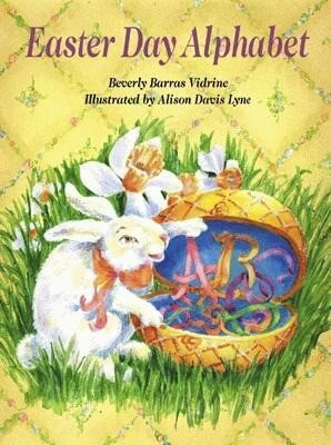 Easter Day Alphabet als Taschenbuch