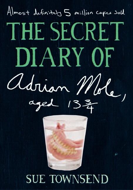 The Secret Diary of Adrian Mole, Aged 13 3/4 als Taschenbuch