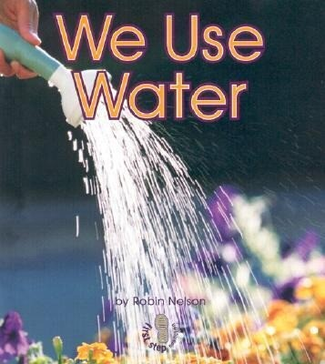 We Use Water als Buch