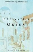 Beginner's Greek