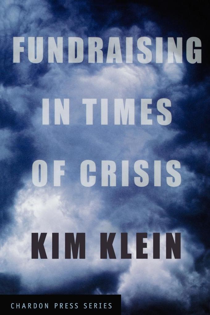 Fundraising in Times of Crisis als Taschenbuch