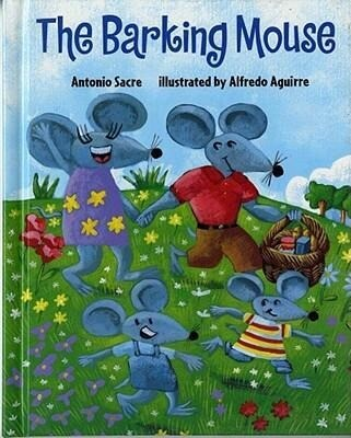 The Barking Mouse als Buch