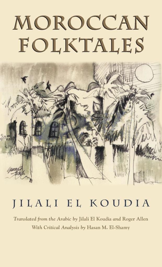 Moroccan Folktales als Buch