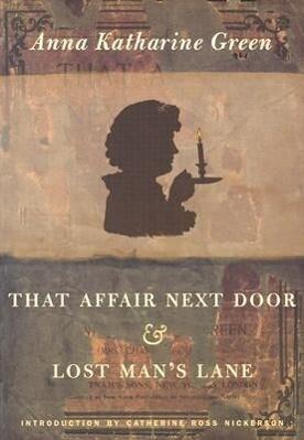 That Affair Next Door and Lost Man's Lane als Taschenbuch