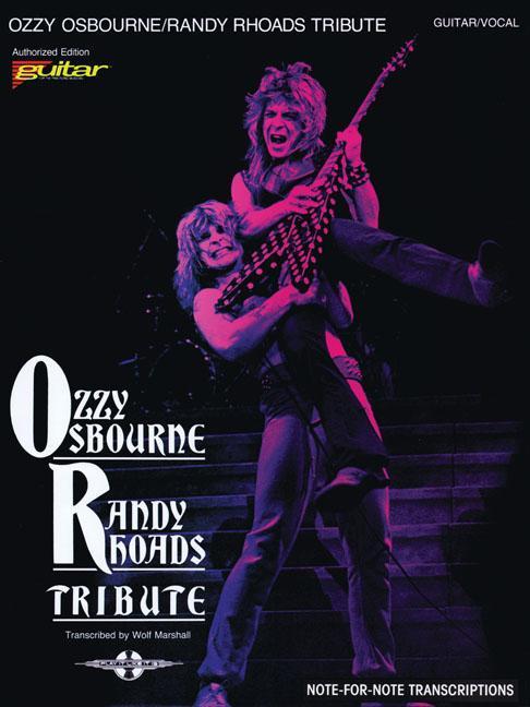 Ozzy Osbourne - Randy Rhoads Tribute als Taschenbuch