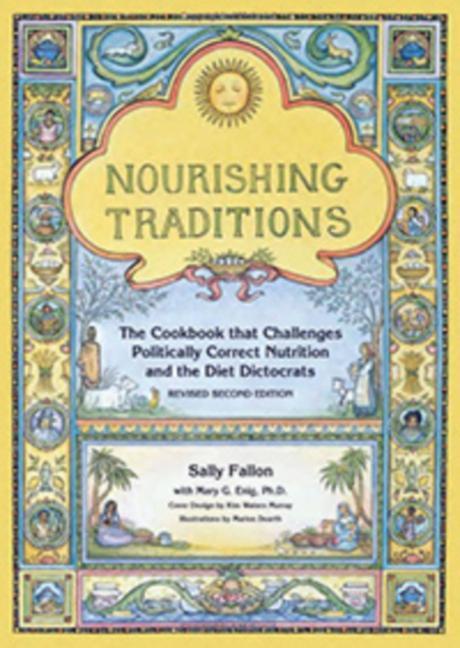 Nourishing Traditions als Taschenbuch