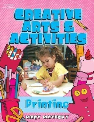 Creative Art & Activities: Print Making als Taschenbuch