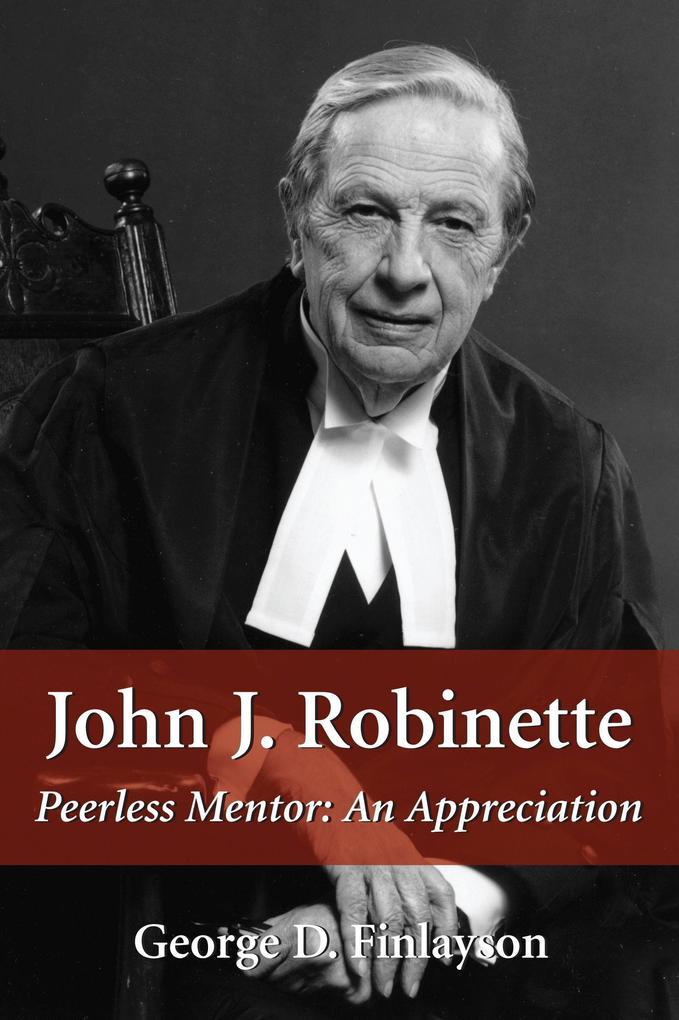 John J. Robinette als Taschenbuch