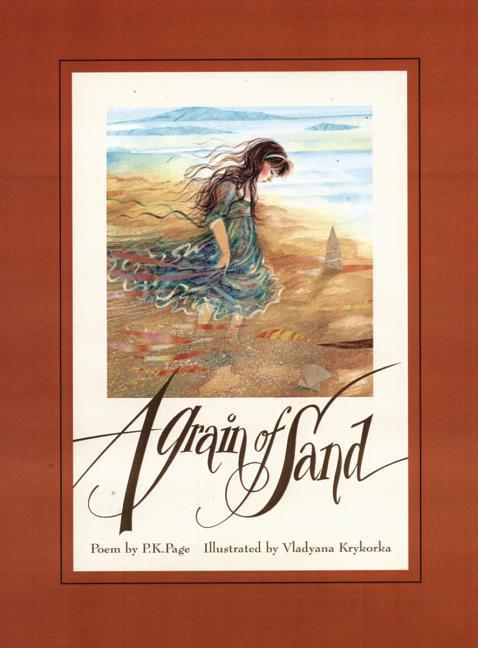 A Grain of Sand als Buch