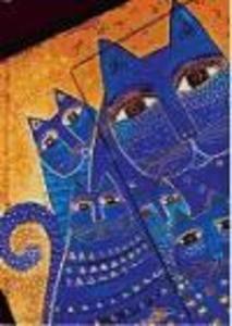 FELINES MEDITERRANEAN CATS MIDI JOURNAL als Buch