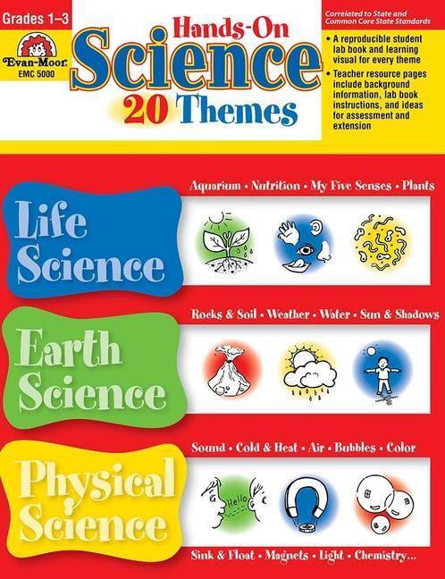 Hands-On Science 20 Themes als Taschenbuch