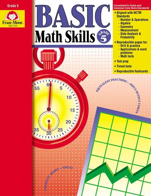 Basic Math Skills Grade 5 als Taschenbuch