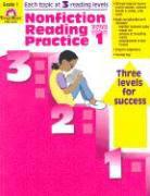 Nonfiction Reading Practice Grade 1 als Taschenbuch